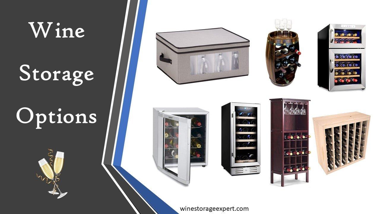 wine storage device