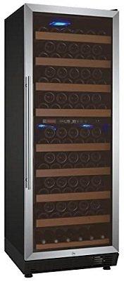 Allavino YHWR99-2SRN 99 bottle Wine Cooler Refrigerator