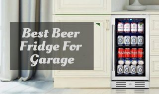 Best Beer Fridge for Garage in 2021 -Top 8 Model to Buy