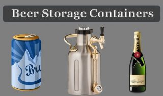 Best Beer Storage Containers for Your Wine
