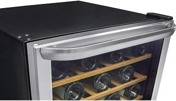 Best Frigidaire Wine Cooler handles