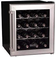 Koldfront 16 Bottle Thermoelectric Wine Cooler Reviews