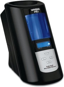 Waring Pro RPC175WS Single Bottle Wine Chiller and Warmer