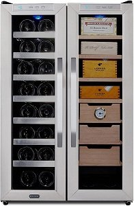 Whynter CWC-351DD Freestanding Wine Cigar Cooler Humidor Review
