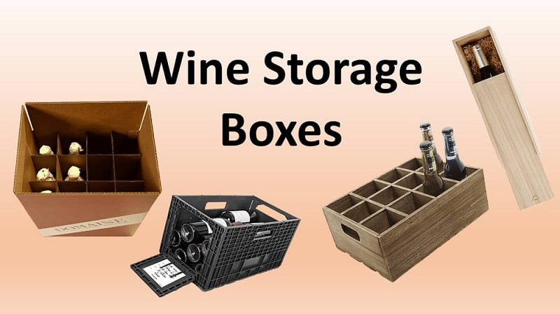 Best Wine Storage Boxes review