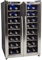 EdgeStar 32 Bottle Dual Zone Wine Cooler Review