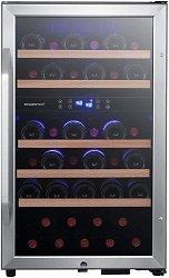 EdgeStar 38 Bottle Dual Zone Wine Cooler