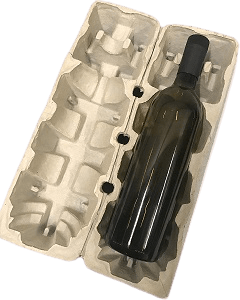 Single Bottle Wine Shipping Box