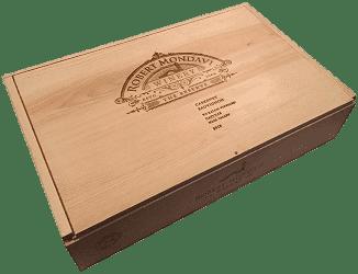 Vineyard Decorative 6 Bottle Wooden Wine Crate