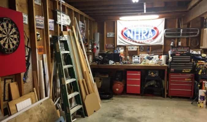 beer fridge for garage