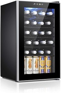 Antarctic Star 24 Bottle Wine Cooler Review