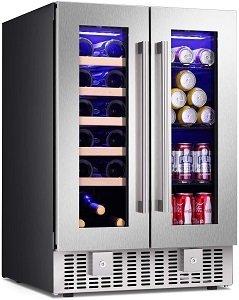 Antarctic Star 24 Inch Buit-in Beverage Refrigerator Review