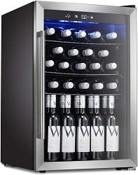 Antarctic Star Single Zone Wine Cooler Refrigerator