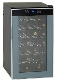 Avanti 28 Bottle Wine Cooler Review