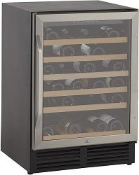 Avanti WCR506SS 50 Bottle Wine Cooler