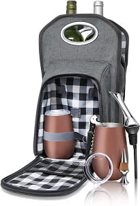 Craft Connections 6 Pc. Wine Tote Travel Set
