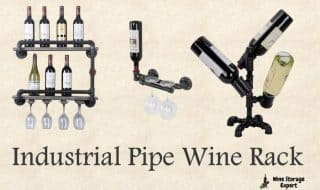 Best Industrial Pipe Wine Rack