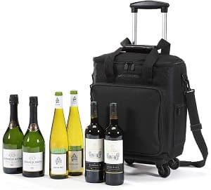 Lazenne Wine Travel Bags for Professionals