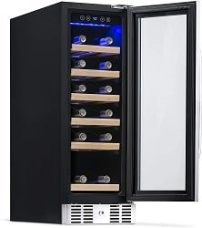 NewAir 19 Bottle Wine Cooler and Refrigerator Review