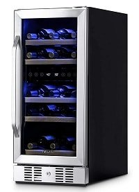 NewAir AWR-290DB 29 Bottle Wine Cooler Review