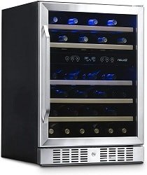 NewAir Built-In Wine Cooler and Refrigerator Review