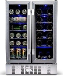 NewAir Dual Zone Wine and Beverage Cooler Review