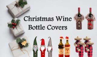 Best Christmas Wine Bottle Covers of 2021