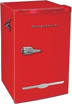 Frigidaire Retro Bar Coldest Beer Fridge Refrigerator