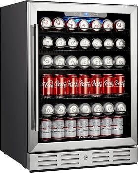 Kalamera 24 inch Coldest Beverage Refrigerator