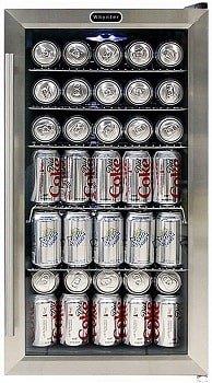 Whynter BR-130SB Coldest Beverage Refrigerator