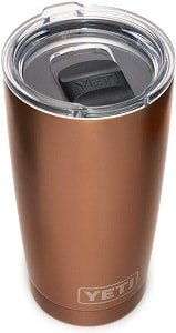YETI Rambler 20 oz Stainless Steel Tumbler with MagSlider Lid