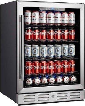Kalamera 154 Can man cave refrigerator