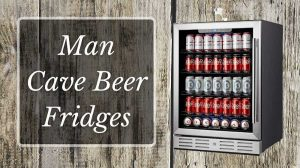 Man Cave Beer Fridge