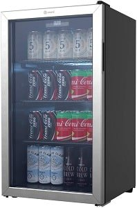 Vremi 130 Can man cave beverage cooler