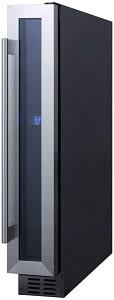Summit Appliance 7 Bottle Undercounter Wine Cooler Review