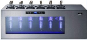 Summit Appliance Open 12-Bottle Countertop Wine Cooler Review