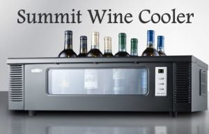 summit wine cooler review