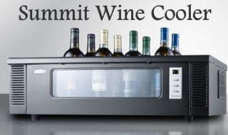 Summit Wine Cooler Review: Best 8 Models to Choose In 2021