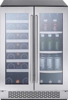 Zephyr 24 Inch Full-Size Wine and Beverage Refrigerator