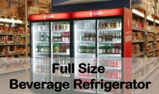 8 Best Full Size Beverage Refrigerator of 2021