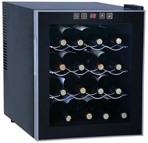 SPT 16 Bottles Thermo-electric Wine Cooler