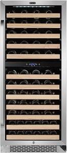 Whynter 92 Bottle Freestanding Wine Refrigerator